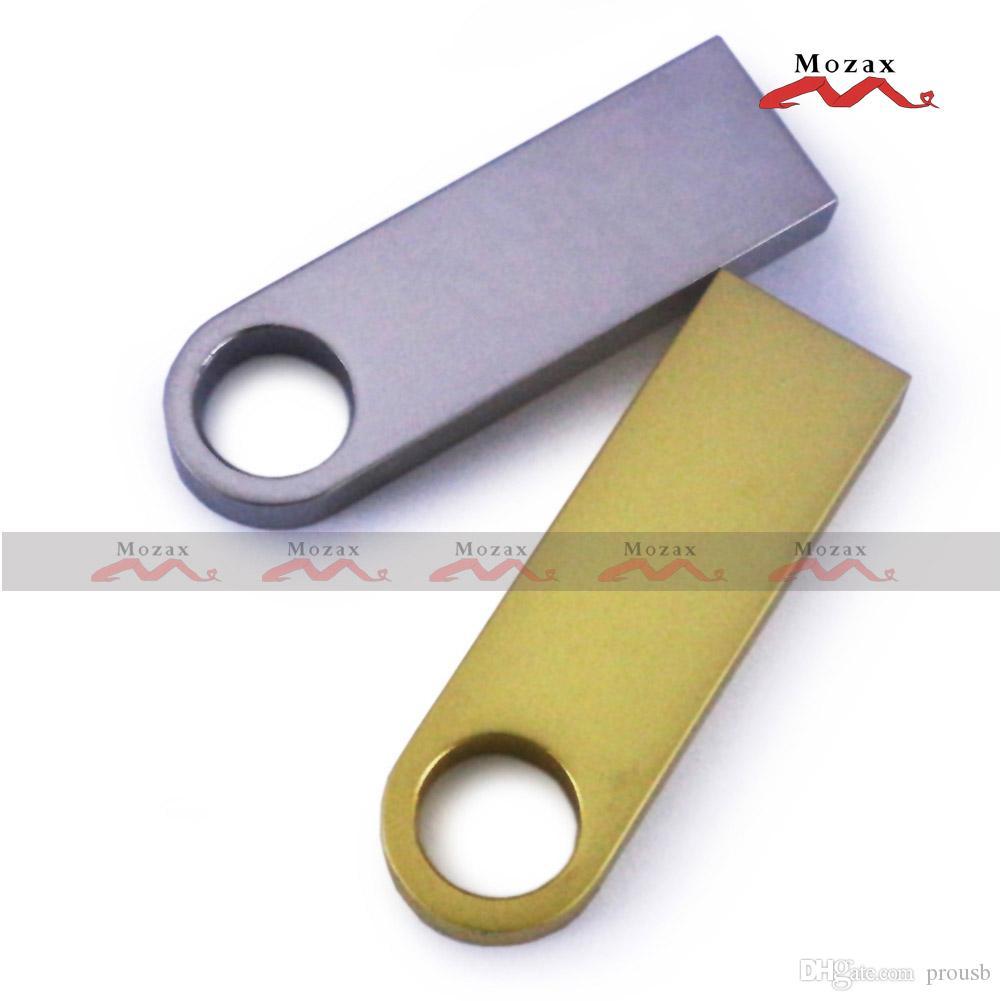 Бесплатные индивидуальные лазерной гравировкой логотипа 100шт 128 Мб/256 Мб/512 МБ/1 ГБ/2 ГБ/4 ГБ/8 ГБ/16 ГБ металл USB диск памяти флэш-палки флешки подлинной хранения