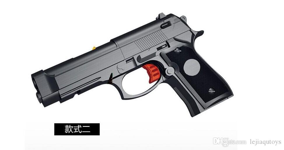 2016 the most popular nerf guns the most interesting gift Water bullet gun  EVA soft bullet ...
