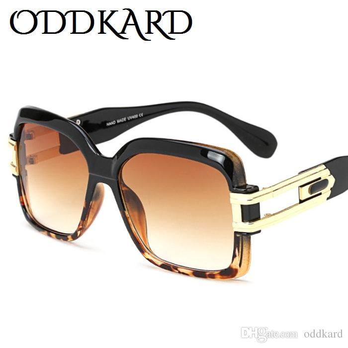 Oddkard DTC سلسلة خمر أزياء مصمم نظارات للرجال والنساء الفاخرة فراشة نظارات الشمس oculos دي سول UV400 OK54032