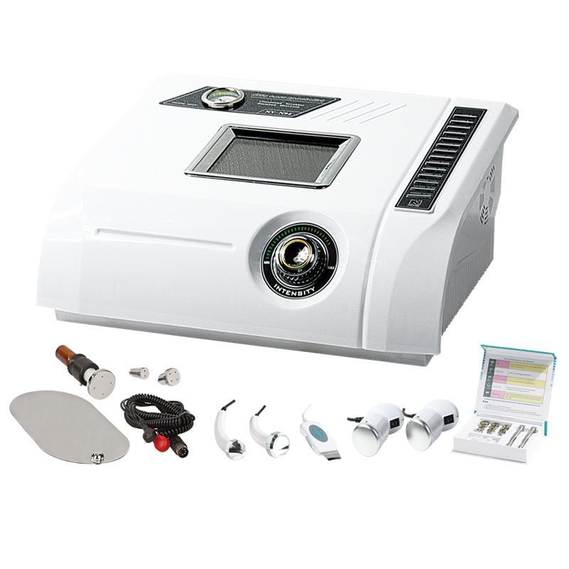 Горячая портативная машинка 4 сбывания высокомарочная в 1 отсутствие mesotherapy иглы / Dermabrasion Диаманта/ скруббера кожи / горячей и холодной обработки