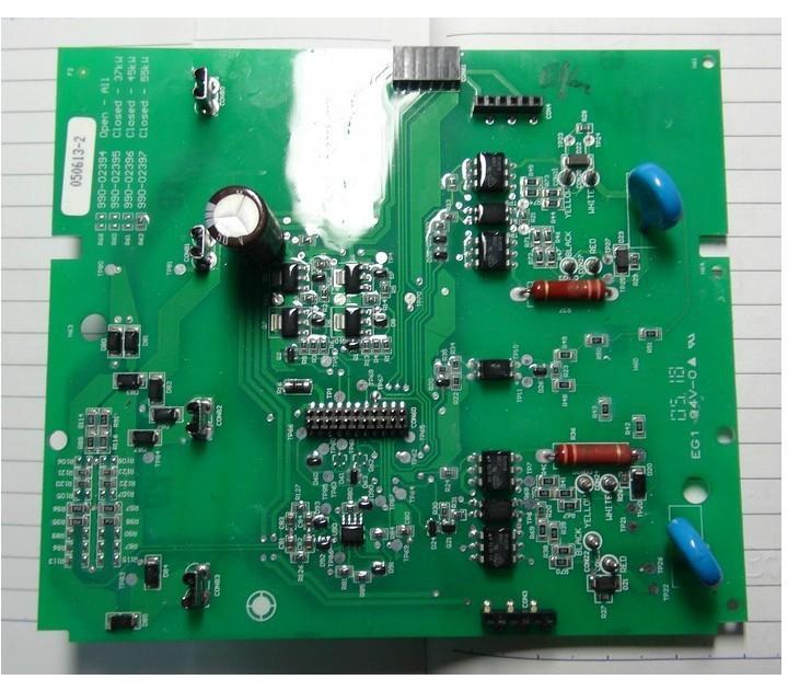 MCD2000 75KW (45kw, 110kw, 55kw) Carte de démarrage 380V
