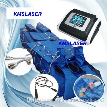 3 IN 1 Pressotherapy Ausrüstung fernen Infrarot beheizten Decke / elektrische Muskelstimulator
