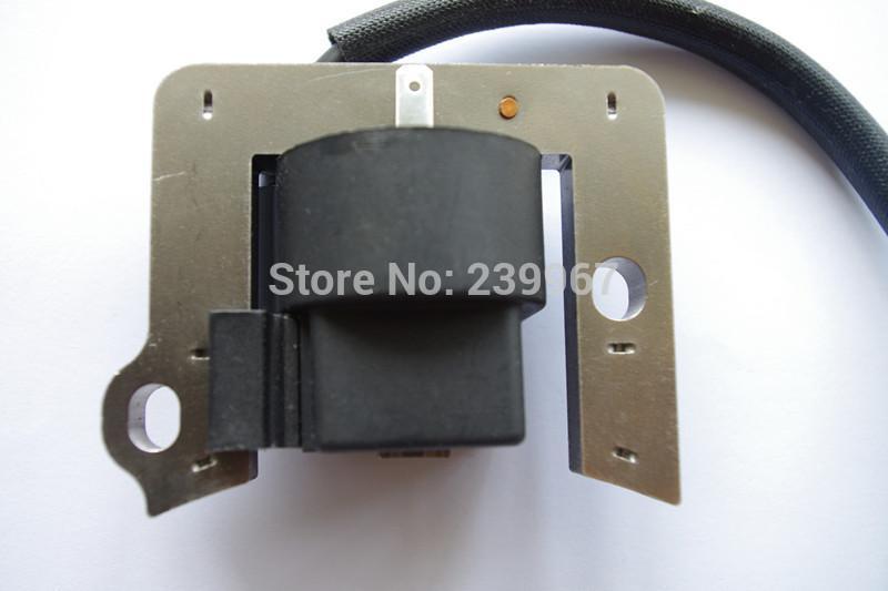 Модуль катушки зажигания подходит для Honda GXV140 (до 1997 года) GXV160 (2001) Газонокосилка бесплатная доставка дешевый магнит статора P / N 30500-ZG9-801