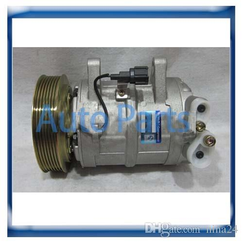 Компрессор DKS17CH авто переменного тока для Ниссан Патфайндер 92600-VC900 92600-VB800 506211-7460 3B05045010