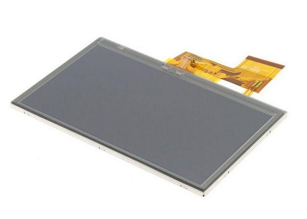 Original New tela LCD de 4,3 polegadas para Garmin Nuvi tela LCD 2497 2497LM 2497LMT GPS com digitador da tela de toque