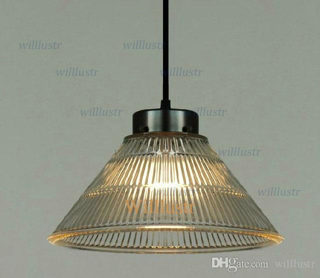 filament bulb suspension lamp dinning room vintage glass pendant lamp simple pendant light Northern Europe industry lamp