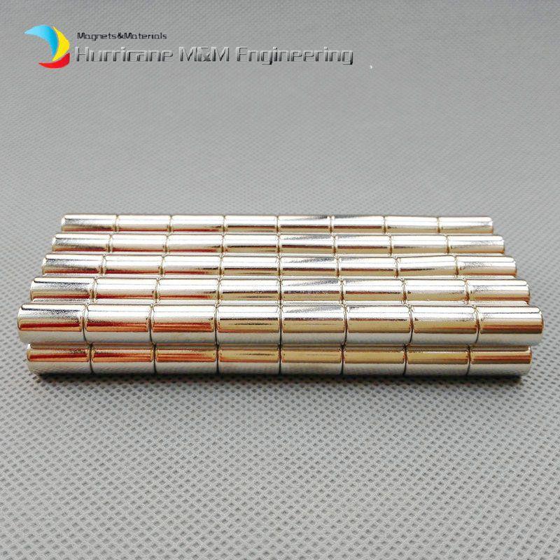 480 pcs NdFeB Magnet Ring OD 7.6x4.3x11.5 mm Strong Permanent Neodymium Magnets Sensor Magnet