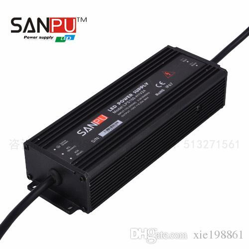 SANPU LED POWER SUPPLY CE 12V 24V 150w 200W 250W 300W .LED WATERPROOF POWER SUPPLY/Transformer