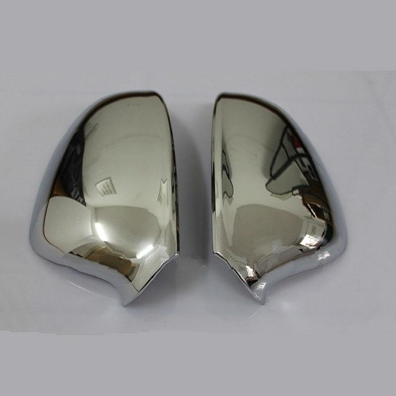 2014 Vauxhall/Opel Astra J ABS Chrome Rear View Mirror Cover Side Door Wing Mirror Trim Cover Car Styling Accessories 2 pcs/set
