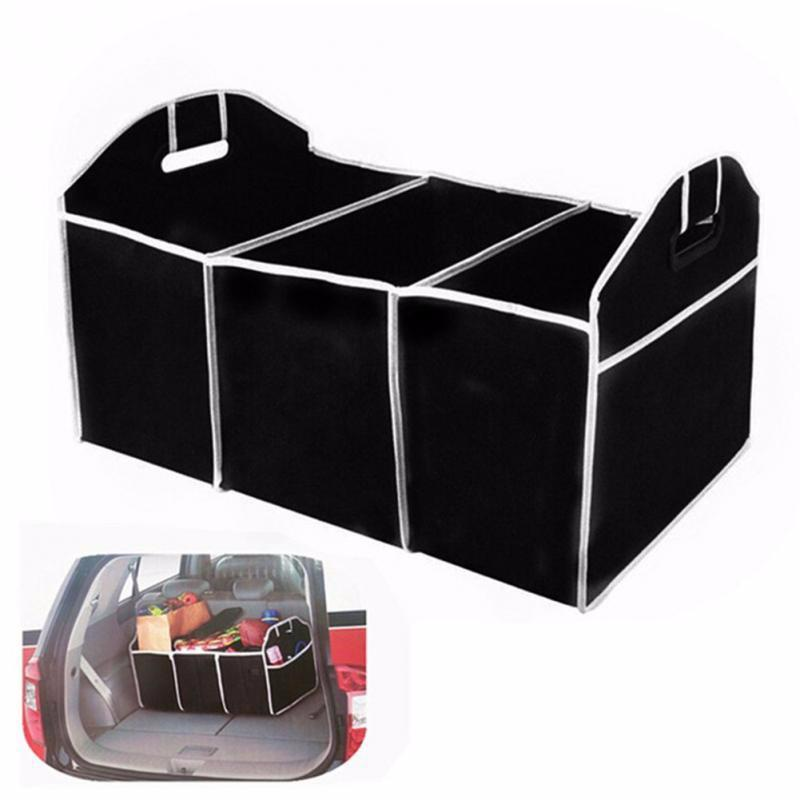 New-Car-Trunk-Non-Woven-Organizer-Toys-Food-Storage-Container-Bags-Box-Car-Styling-Car-Stowing