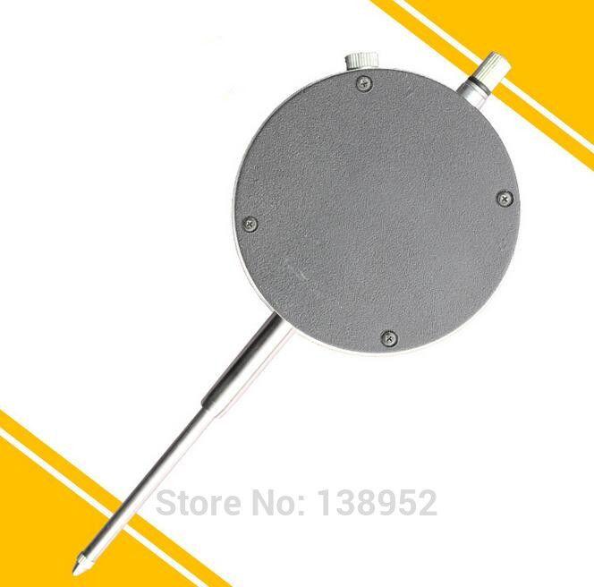 도매 -0-50 mm / 0.01 mm 다이얼 표시기 다이얼 표시기 게이지 0-50 mm 측정 도구 재고 있음