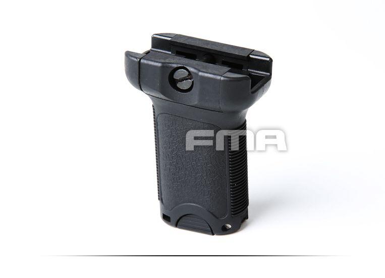 Tactical Foregrip Vertical Grip Rail huntingForegrip FMA TD Grip Per Railo DE / BK