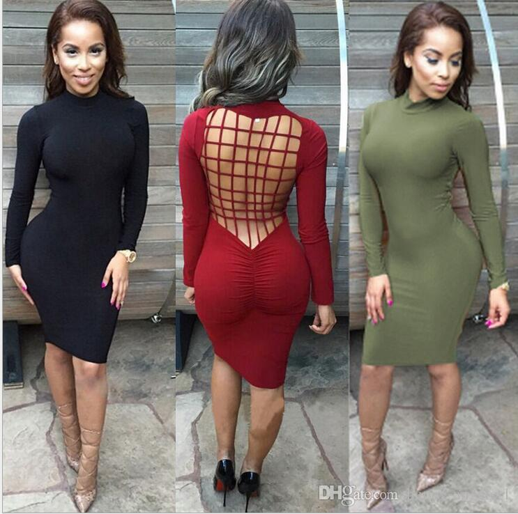 2016 sommer frauen dress backless mesh kreuz verband frauen sexy kleider party nachtclub dress bodycon plus größe frauen kleidung