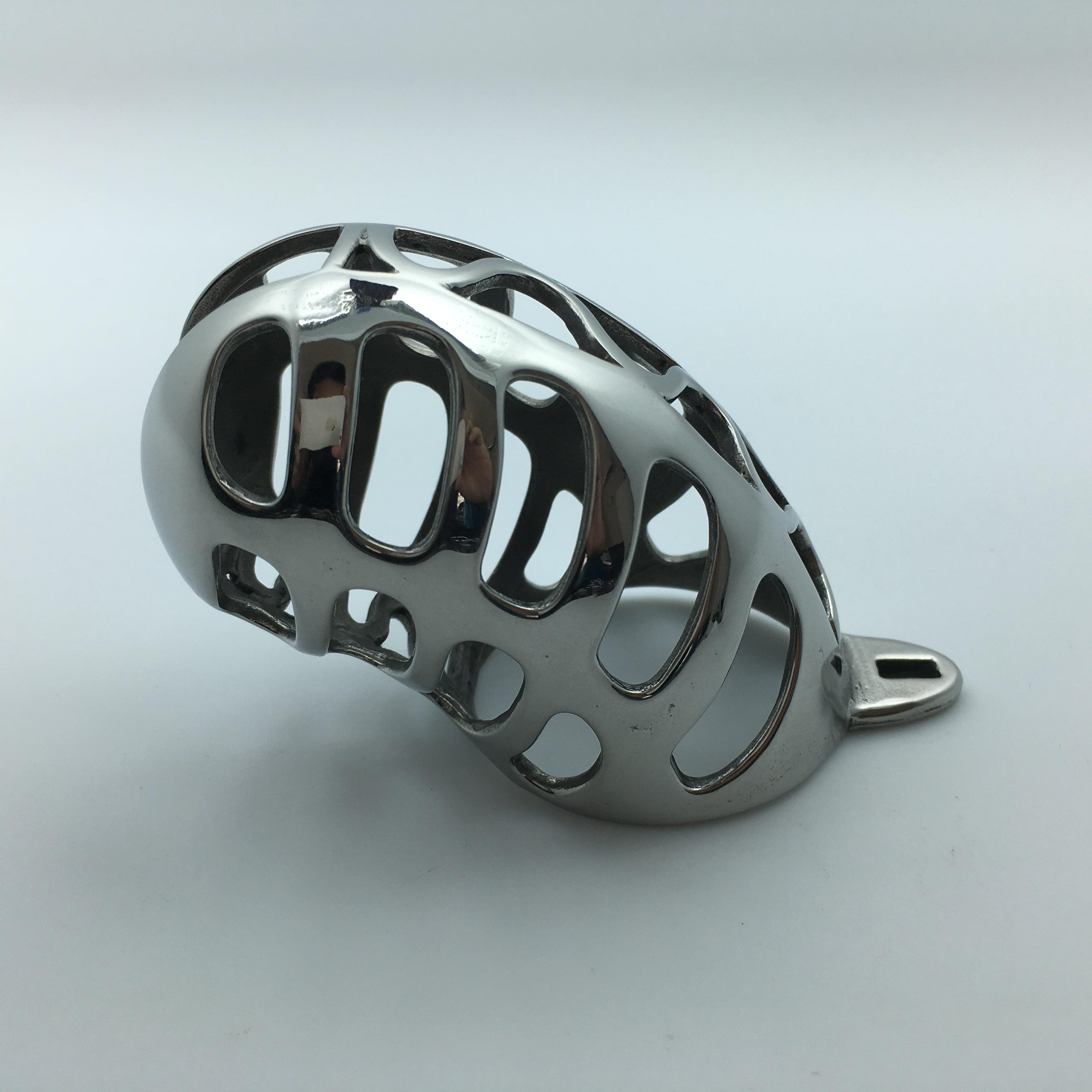 Acessórios para o dispositivo de castidade do metal / gaiola MKC007