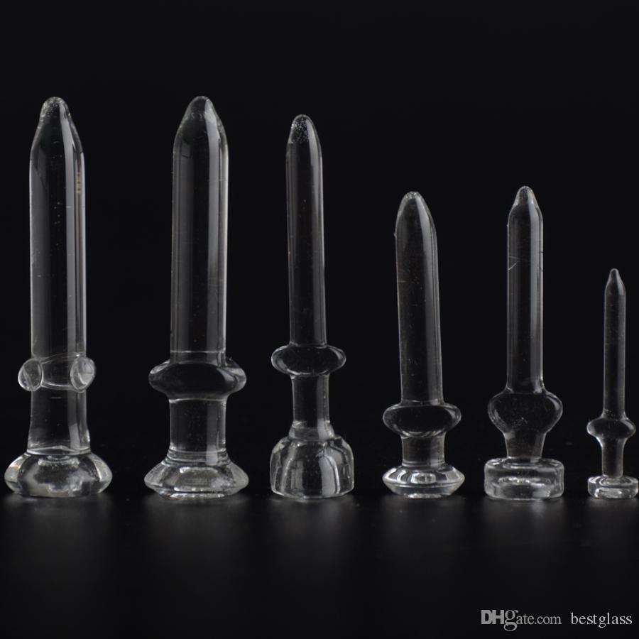 Verre Nail verre tuyau d'eau bong dôme clou huile plate-forme dab clou meilleure qualité 10mm 14.5mm et 18.8mm