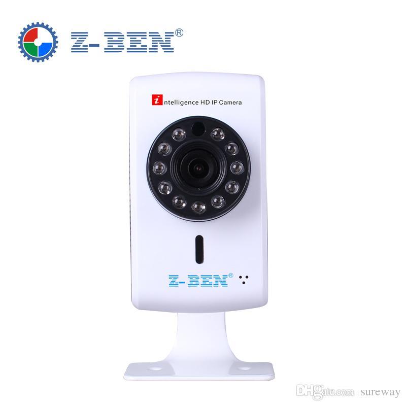 2019 Novo Arrivel HD Mini Câmera IP 720 P HD Wifi Câmera IP Onvif Ver IR-Cut Night Vision Câmera IP Sem Fio Onvif Onvif