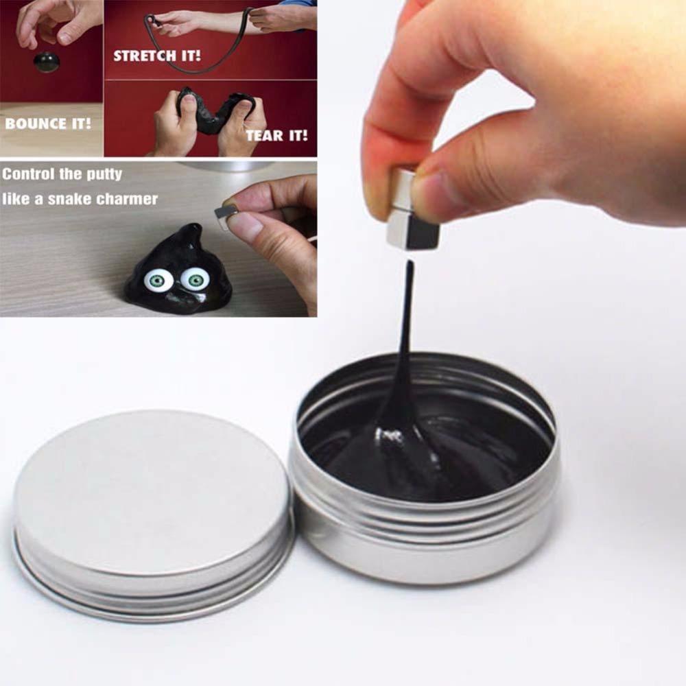 الجملة الساخن بيع هدية الإبداعية سوبر مغناطيس قوي المغناطيسي المعجون ميسا لعبة مذهلة المرح التعليمية هدية للطفل