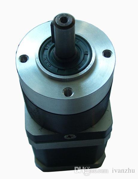 Alto Torque NEMA 17 Equipo planetario Motor paso a paso 15 20 25 30 40 50 100: 1 Longitud del cuerpo del motor 48mm Total 121.5mm