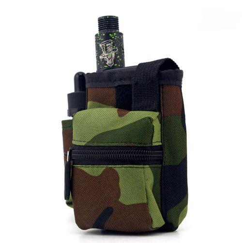 Colorful Vapor Bag E Cig Case Double Decks Vapor Pocket vape mod carrying case for Sigelei IPV Smok Eleaf Cloupor Box Mod