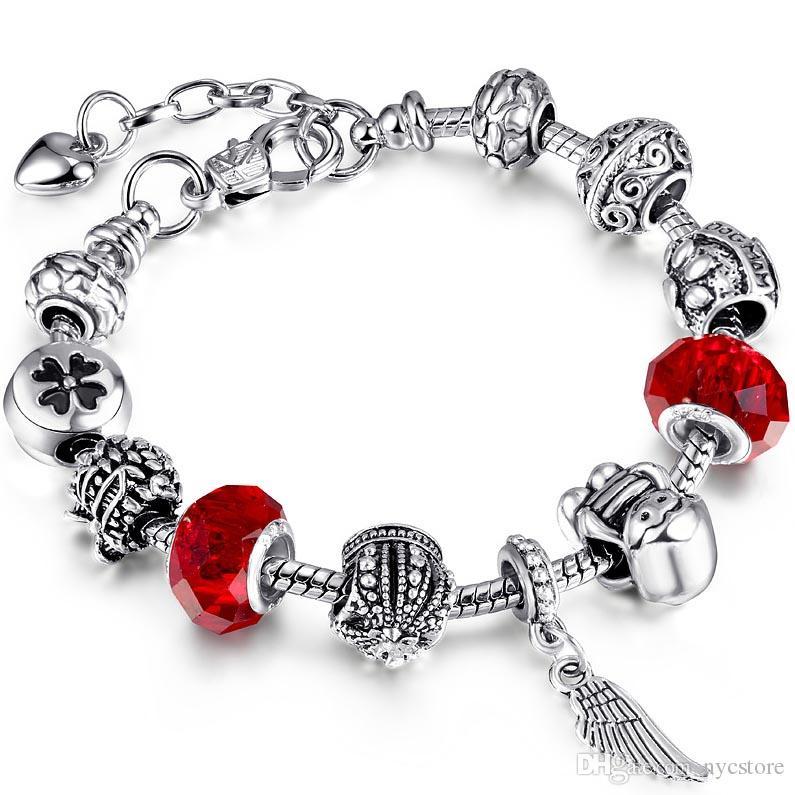 bracelets pandora argent