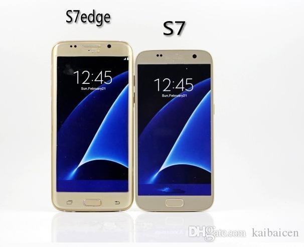 KAIBAICEN 삼성 S7 / S7 Edge Dummy 전용 가짜 금형 금형 디스플레이 전용 금형 비 작동 더미 모델