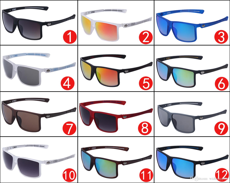 أوروبا والولايات المتحدة رجل العلامة التجارية مصمم النظارات الشمسية المستقطبة إطار نظارات ركوب الدراجات الرياضة النظارات الشمسية 8027A 10PCS الشحن المجاني