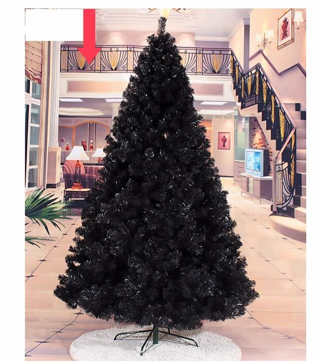 Schwarzer Weihnachtsbaum.Grosshandel 2 4 M 240cm Schwarzer Weihnachtsbaum Verzierte Weihnachtsgeschenkpakete Weihnachtsbaumdekorationen Weihnachtsgeschenke Von Xiaobin825