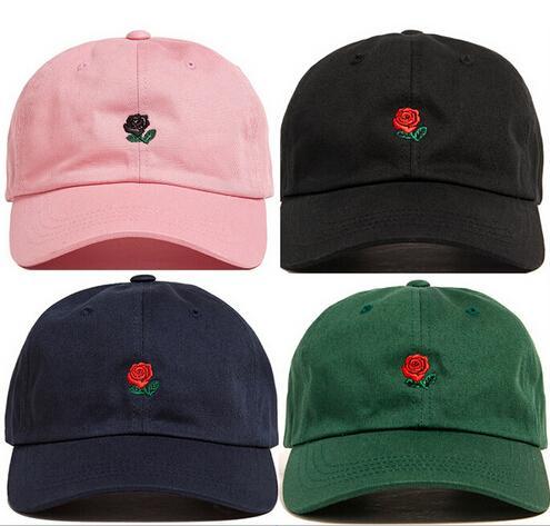 chaussures de sport 81ffc 5f74a Hundreds Of Rose Casquette Dad Caps Strapback Adjustable Hat Golf Hat  Baseball Hats Bone Gorras Cheap Mens Drop Shipping Richardson Hats Headwear  From ...