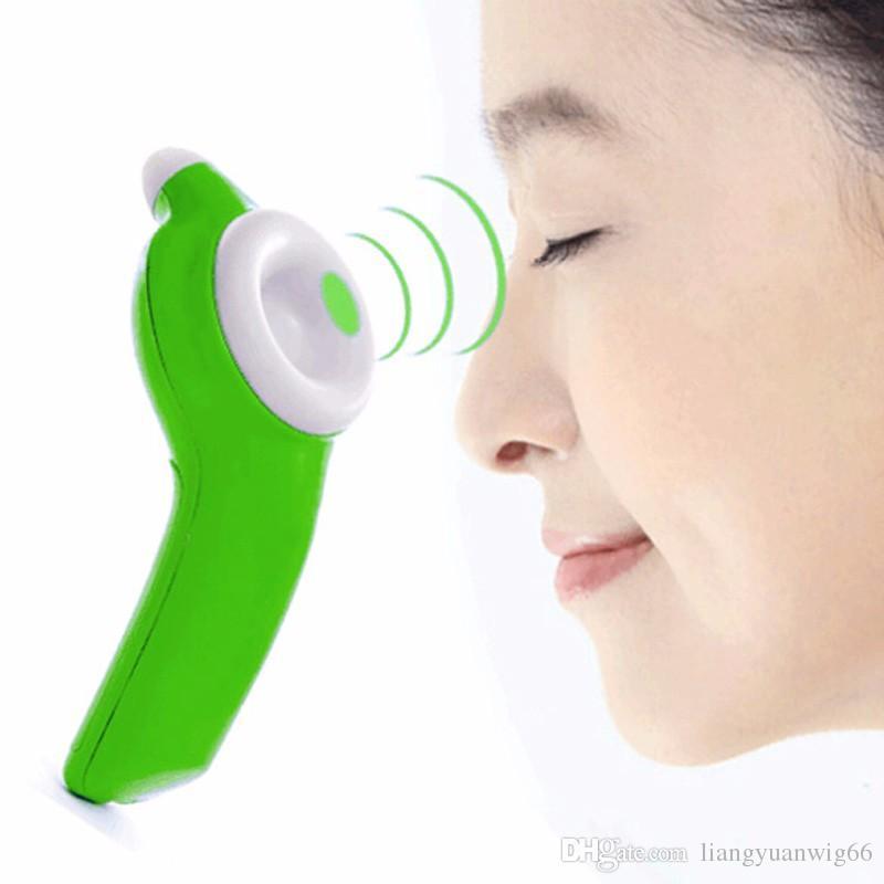 Новый глаз массажер близорукость профилактика электрический массаж аппарат используйте массажную ручку вокруг глаз зеленый