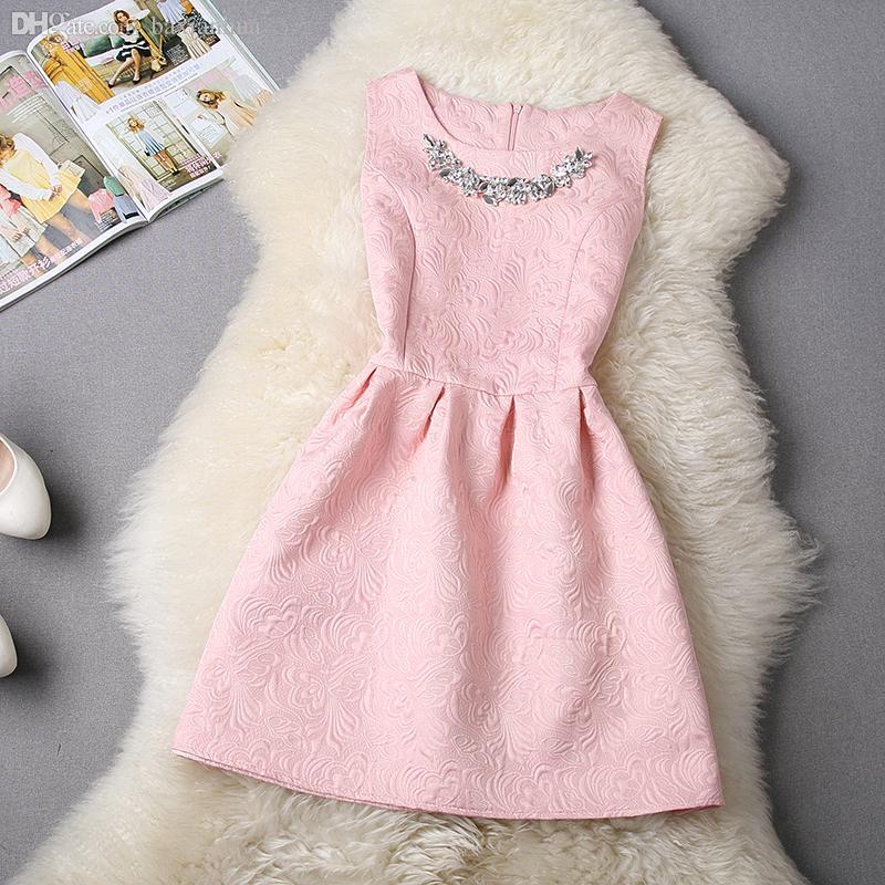 Wholesale-леди 2016 лето элегантного мини кружева Bodycon платья, Женщины Vintage печати короткого вечер партия вскользь платье, плюс размер Vestidos