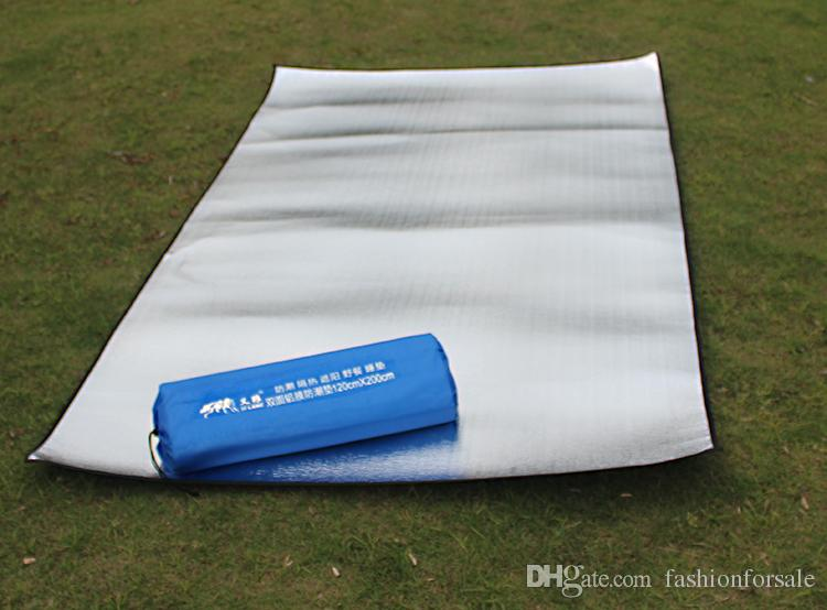 ... Outdoor C&ing Floor Mat Moisture-proof Beach Tent Blanket Reusable Portable Rug Picnic Game Party ... : blanket tent floor - memphite.com