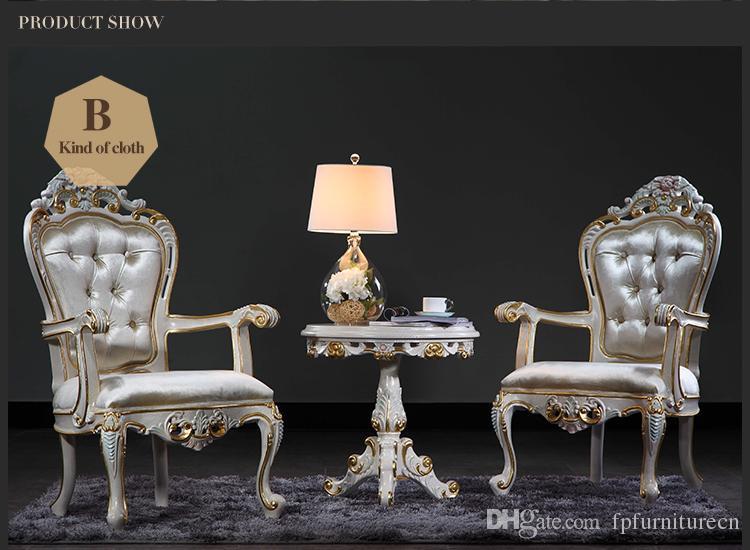 Acheter De Salon Italiens Royaux Fauteuil Style Fabricant Classiques Meubles Gratuite Livraison Français KcF1JlT