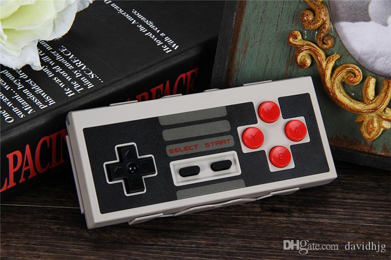 8bitdo NES30 геймпад Беспроводной Bluetooth контроллер snes джойстик двойной классический sega для iOS Android Windows PS4 контроллер
