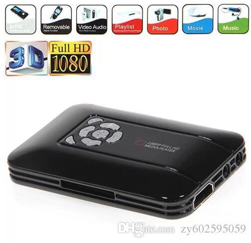 جديد K5 + Full HD Media Center 1080p الوسائط المتعددة ميني ميديا بلاير USB المضيف للقرص الصلب الخارجي شحن مجاني