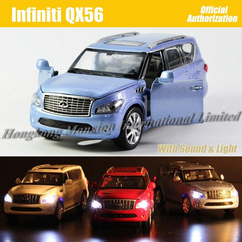 2020 1 32 scale diecast alloy metal luxury suv car model for infiniti qx56 collectible model collection toys car with sound light from chansiubill 13 59 dhgate com 2020 1 32 scale diecast alloy metal luxury suv car model for infiniti qx56 collectible model collection toys car with sound light from chansiubill