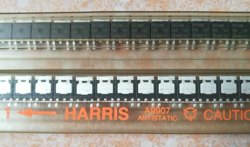 Lieferung in IRFR110N TO-252 Siebdruck R110N TO-252 SMD New Original-Feldeffekttransistor Qualitätssicherung