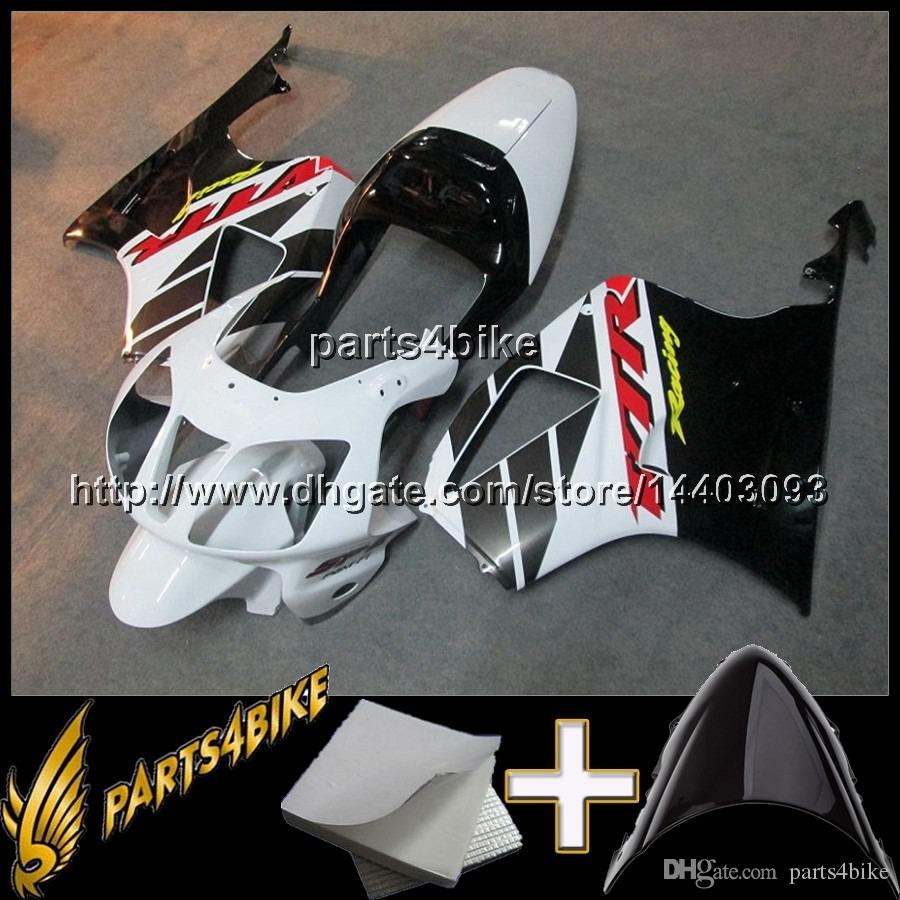 23colors+8Gifts white VTR 1000 SP1 RC51 2000 2001 2002 2003 2004 2005 2006 00-06 Body Kit Fairing for Honda SP 1 SP 2 00 01 02 03 04 05 06