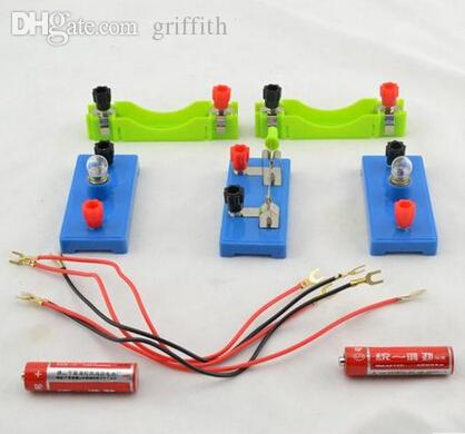 2018 Wholesale Elementary School Science Electrical Experiments ...