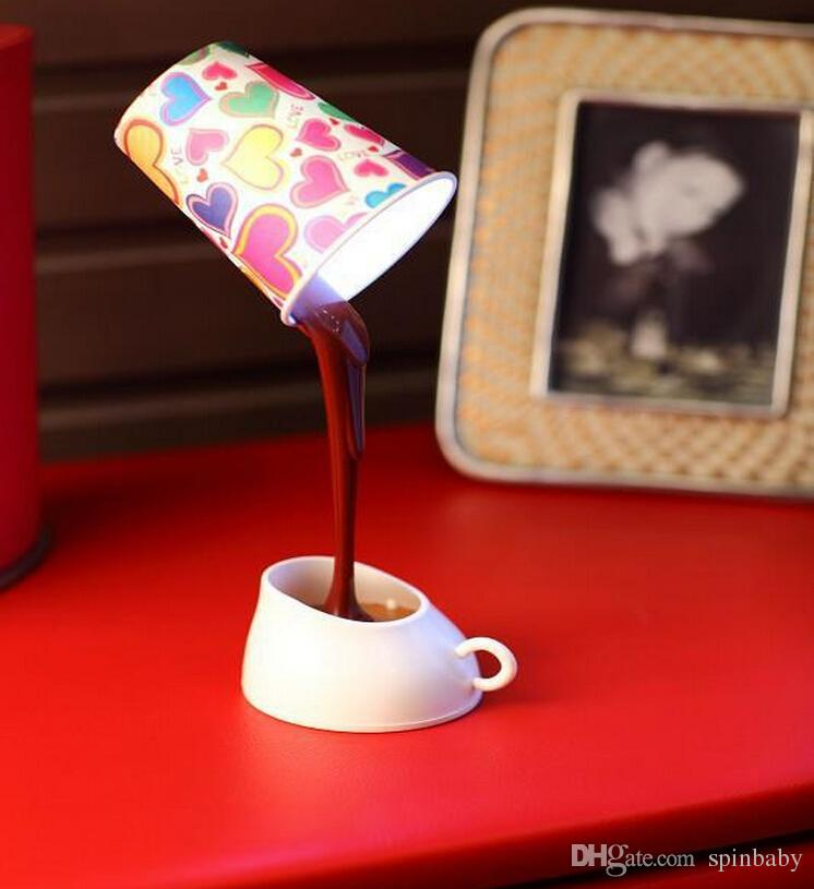 2018 decorate lamp coffee table night mood lights cup dual led 2016 decorate lamp coffee table night mood lights cup dual led 2016 lamparas de mesa table lamps aloadofball Image collections