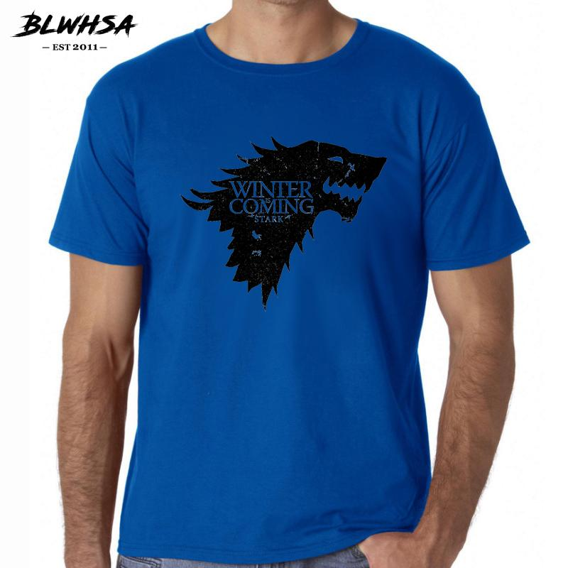 MT001709111 winter is comeing stark Blue logo