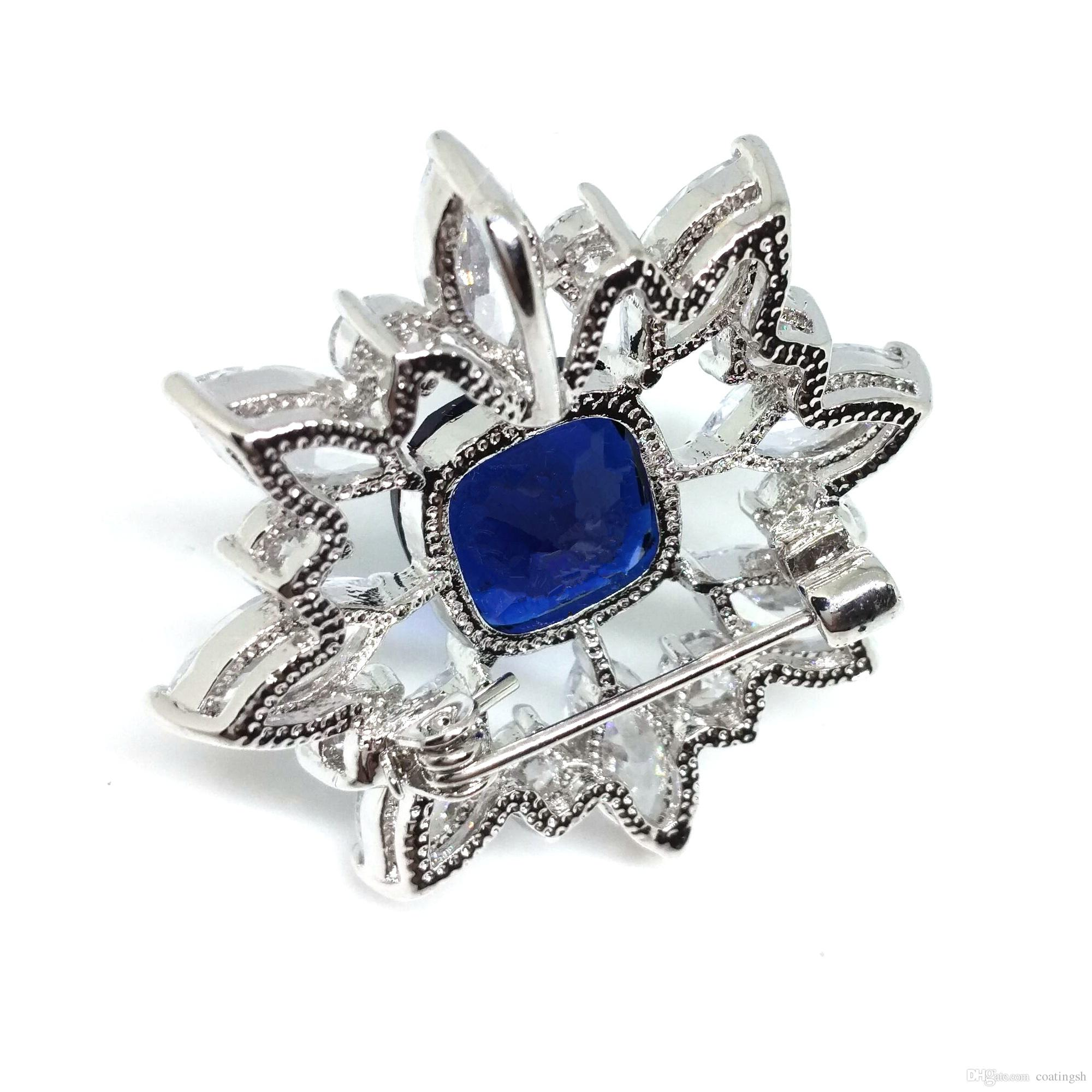 ring deco marquise sapphire and pin langantiques art diamond style