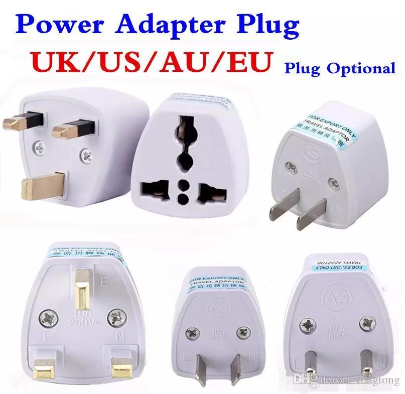 Universal EU UK AU to USA CANADA AC Travel Power Plug Charger Adapter Converter