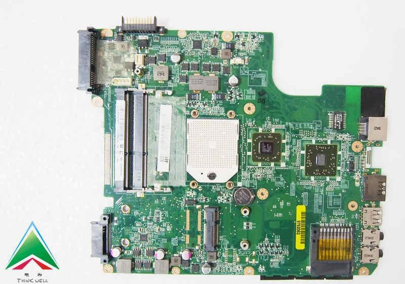 A000073410 motherboard For Toshiba L645D Laptop socket s1 motherboard