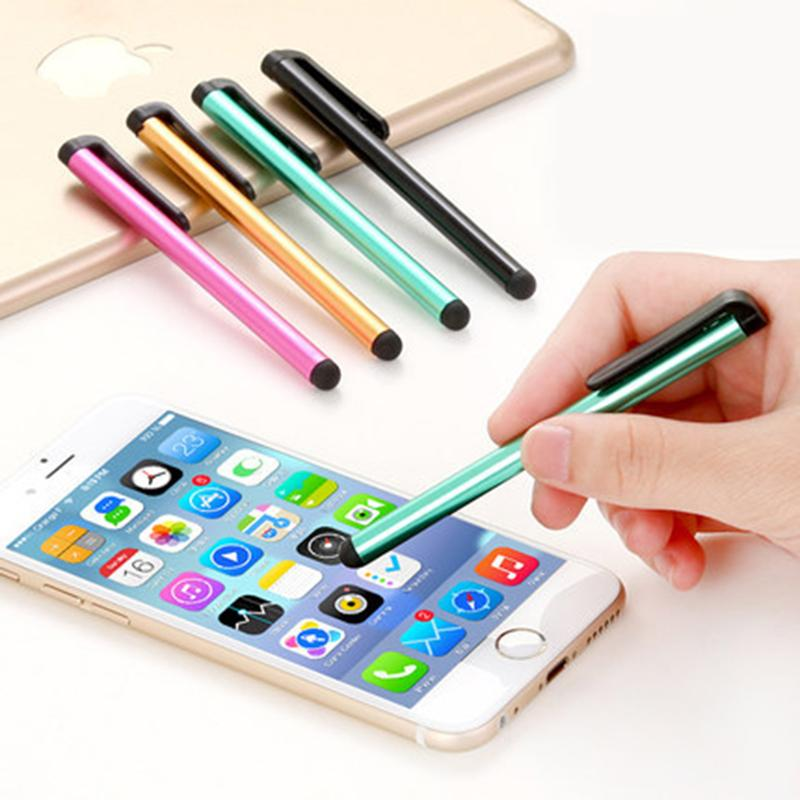 newest 544ae 8faf2 Stylus Pen Capacitive Touch Screen Pens Universal Highly Sensitive For  IPhone X Samsung Galaxy Note 8 Tablet IPad Smart Phone 7.0 Canada 2019 From  ...