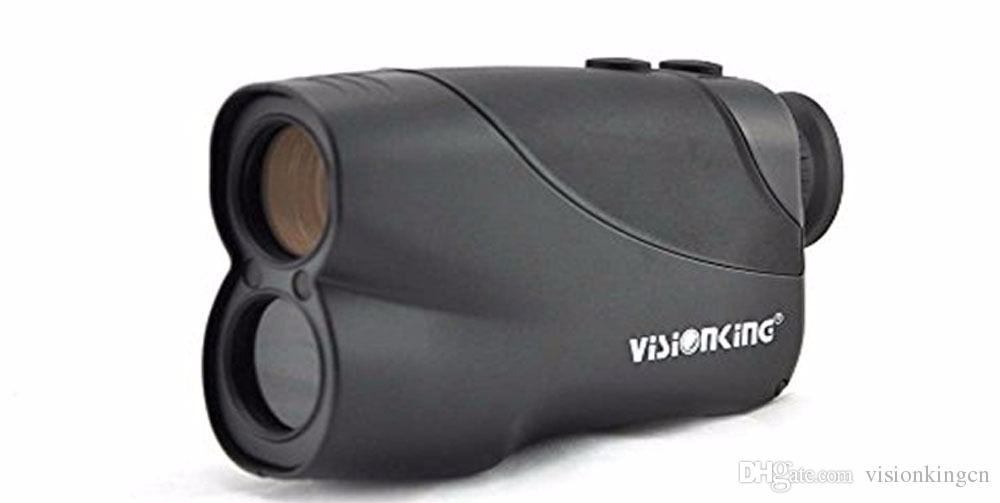 Visionking 6x25 Laser-Entfernungsmesser für Jagd / Golf 800m Diaance Meter Long Range wasserdichte Entfernungsmesser kompakte LCD-Anzeige