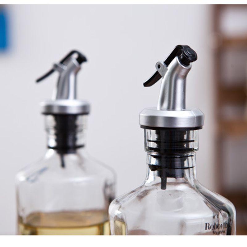 Sprayer for Oil Liquor Dispenser Wine Corks Pourers Flip Top Beer ...