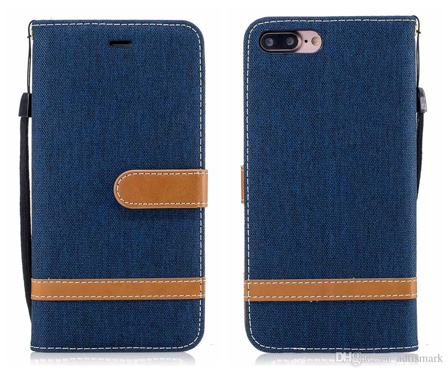 For iPhone 5s SE 5 6 6s 7 8 Plus Case Flip Cover Luxury Wallet Card Cowboy Vintage For iPhone 5s 5 SE Case Cover