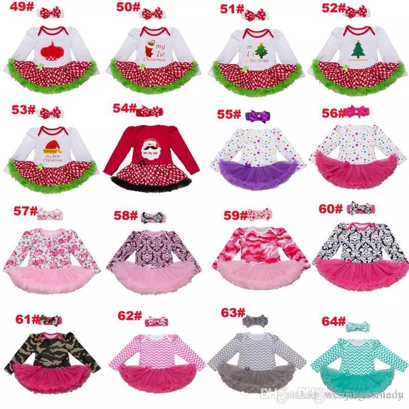 28 Arten Weihnachten Pyjamas Outfits Kinder Cartoon Schneeflocke Elk Baumwolle Weihnachten Pyjamas Sets Jungen und Mädchen Gestreifte Nachtwäsche Kleidung Sets