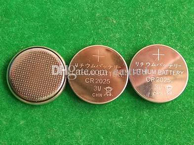 3000pcs /Lot, CR2025 batteries lithium li button cell battery 3.0v coin cells