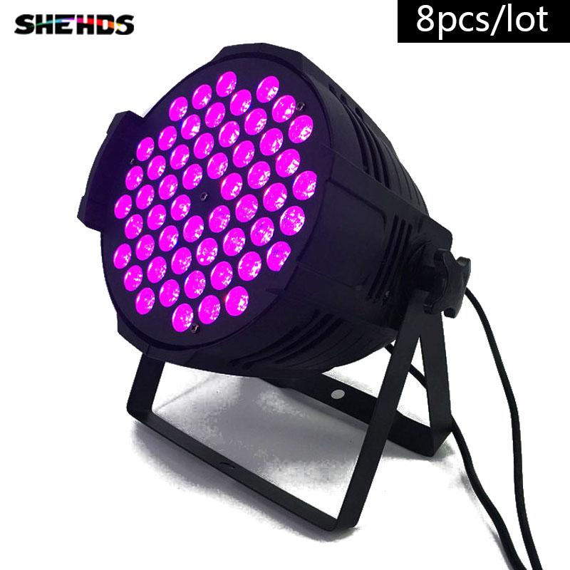 2019 Hot Sale 2018 New Led Par Can 54x9w Rgb 3inwith 3 7 Channels Double Hanging Brackets Fast Shipping From Shehds 525 13 Dhgate Com
